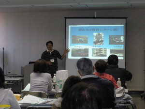 CES松沢環境リーダーの講義