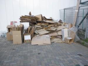 区民体育大会 ゴミ2
